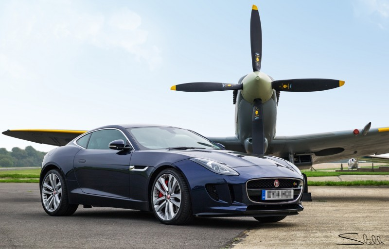 AutoPrive review of Jaguar F Type