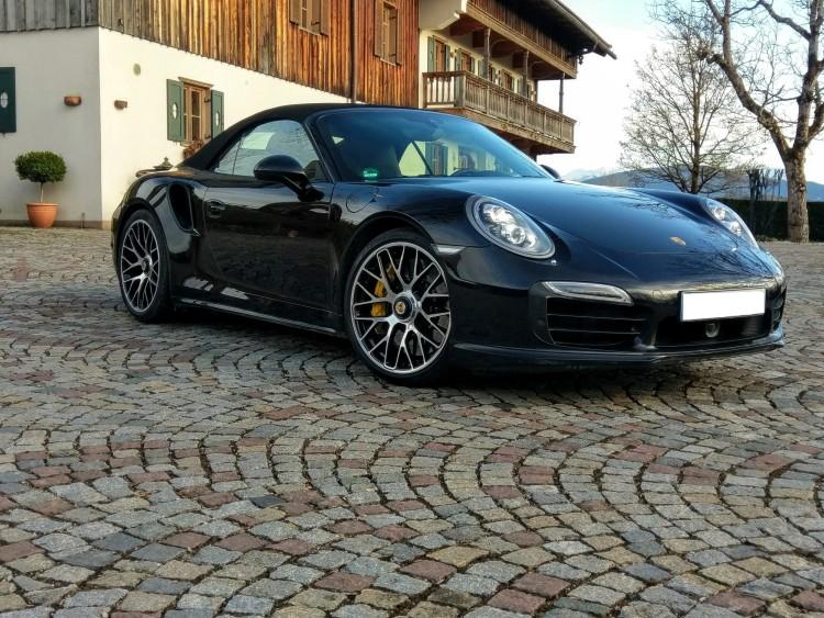 Porsche 911 Turbo S AutoPrivé